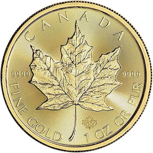 2016 Canada Gold Maple Leaf (1 oz)