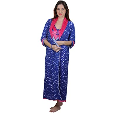 VIXENWRAP Twinkle Star Nighty  Amazon.in  Clothing   Accessories 1c4780b08