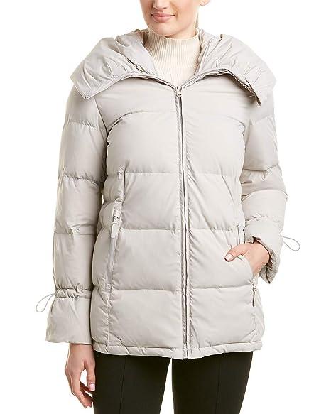 Amazon.com: Cole Haan - Colcha para mujer con capucha de ...
