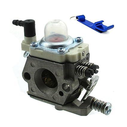Amazon com: TC-Motor Carburetor Replace Walbro WT-990-1 For Zenoah