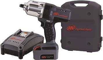 IRW7150-K1 Ingersoll Rand W7150-K1 1//2/'/' 20V Cordless Impact Wrench Tool Kit