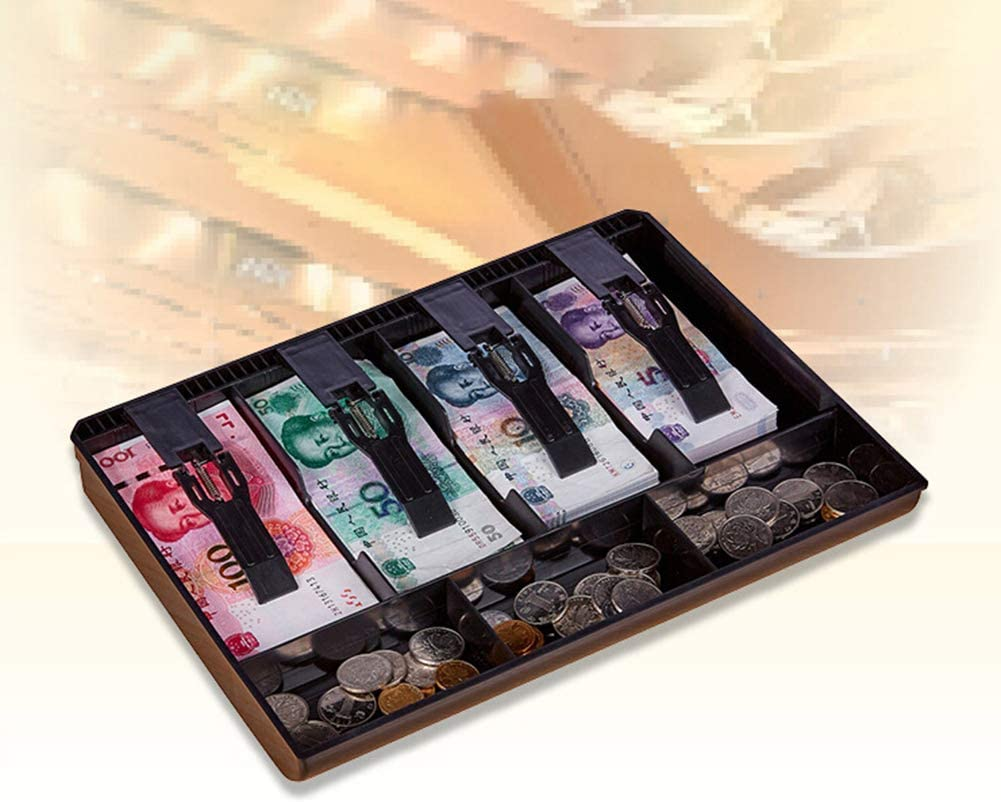 Pink shengyuze Money Cash Coin Register Tray Replacement Cashier ...