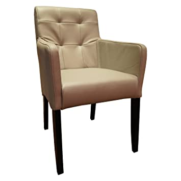 Hellgraue Lederstühle Echtleder Esszimmerstühle Massivholz Stühle