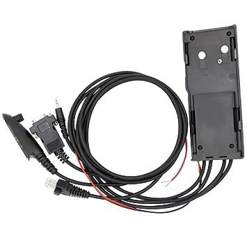 KENMAX 4 in 1 Programming cable for Motorola Radios GP240 GP280 GP318 GP320 PRO5450 PRO5550 PRO5750