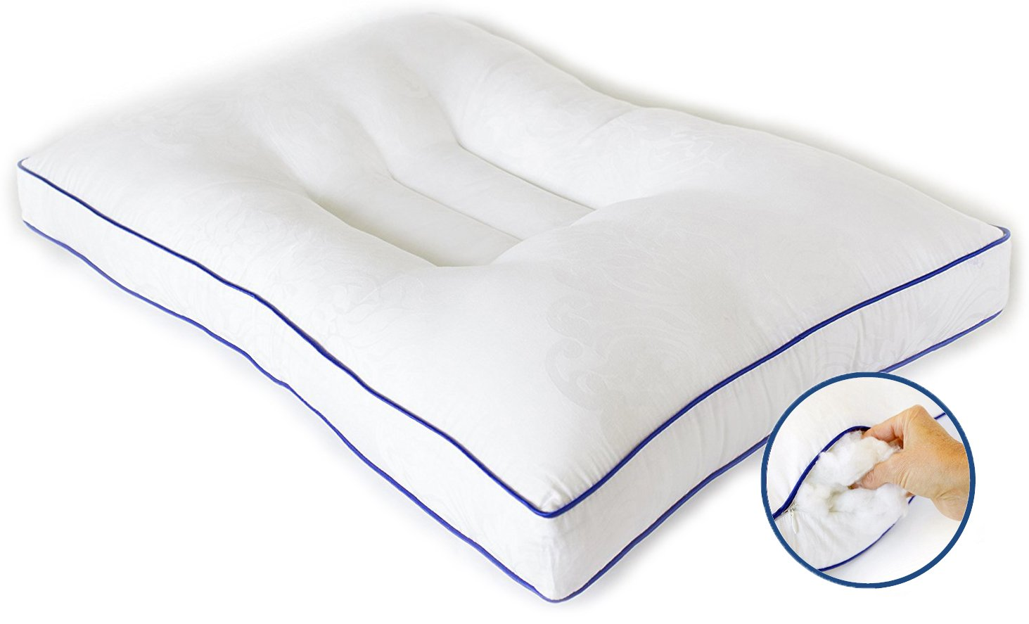 Nature's Guest Cervical Support Pillow – Best for Side Sleepers
