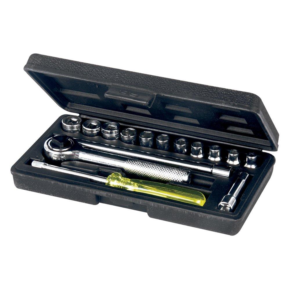 Task 836818 - Juego de llaves de vaso 17 pzas (17 pzas): Amazon.es: Bricolaje y herramientas