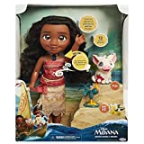 Moana Disney's Singing Adventure Doll and Friends Playset