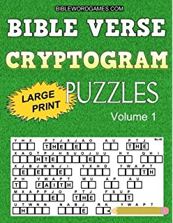 photograph regarding Free Printable Cryptograms With Answers named Bible Cryptograms: Verses in opposition to the King James Edition: Marie