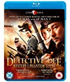 Detective Dee Mystery of the Phantom Flame [Blu-ray] [Import]
