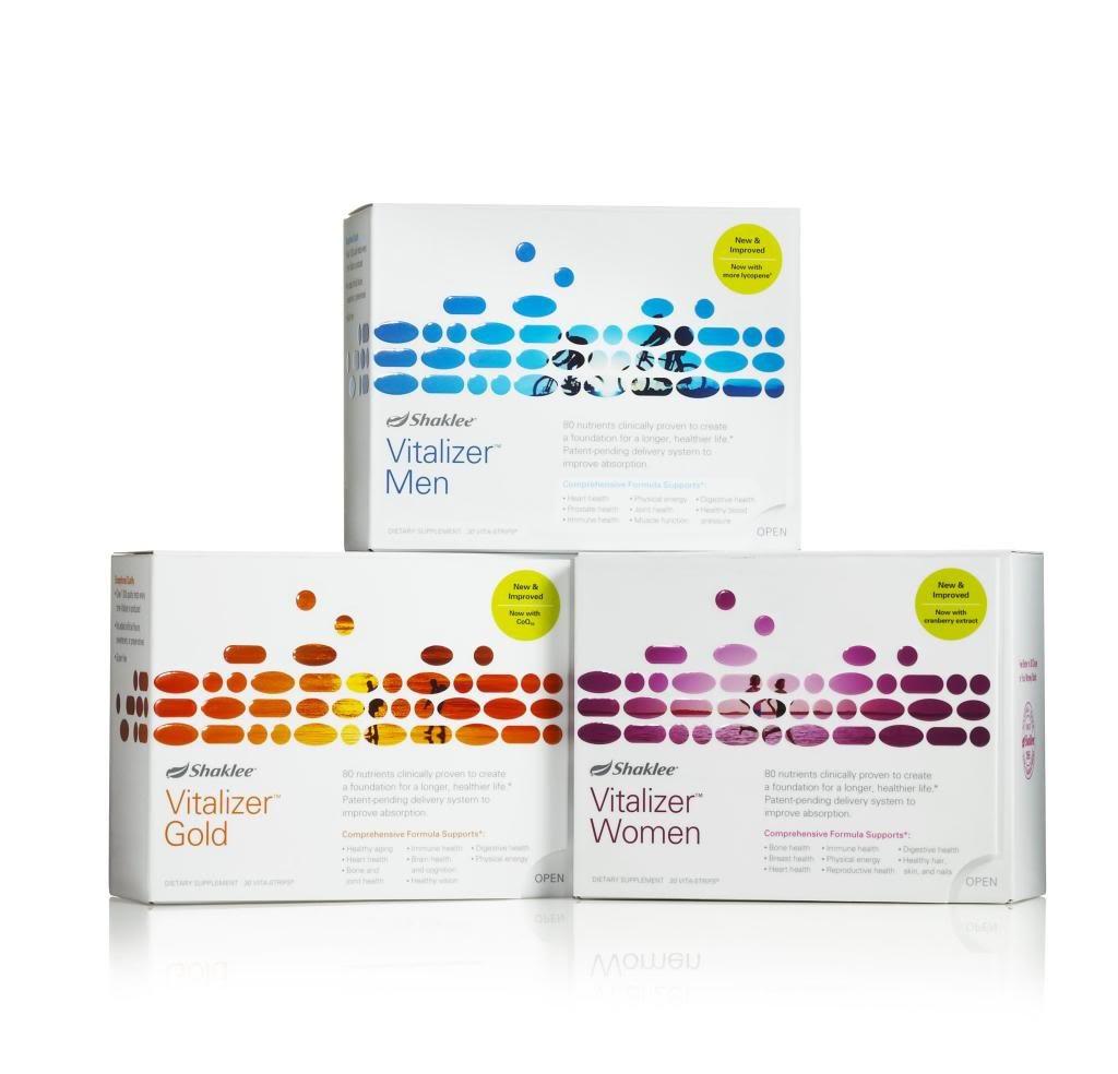 Amazon.com: Shaklee Vitalizer Men (30 days): Health & Personal Care