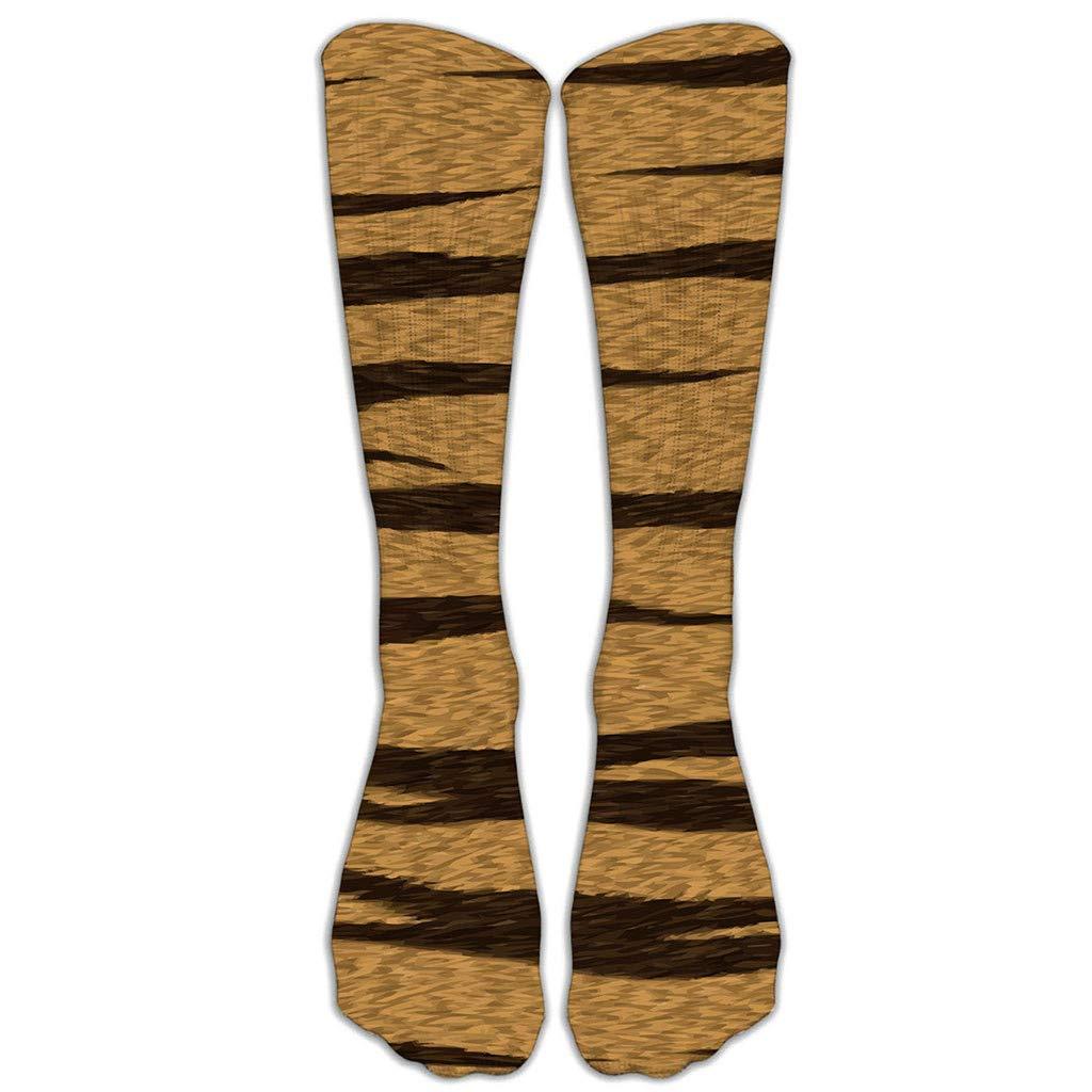 Denzar Animal Paws Socks, Unisex Adult Novelty Animal Socks Funny Paw Crew Socks,Unisex 3D Print Animal Foot Hoof Paw Print Sock Crew Socks (A)