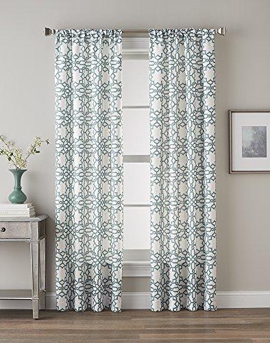 CHF Lotus Harmony Curtain Panel, 84