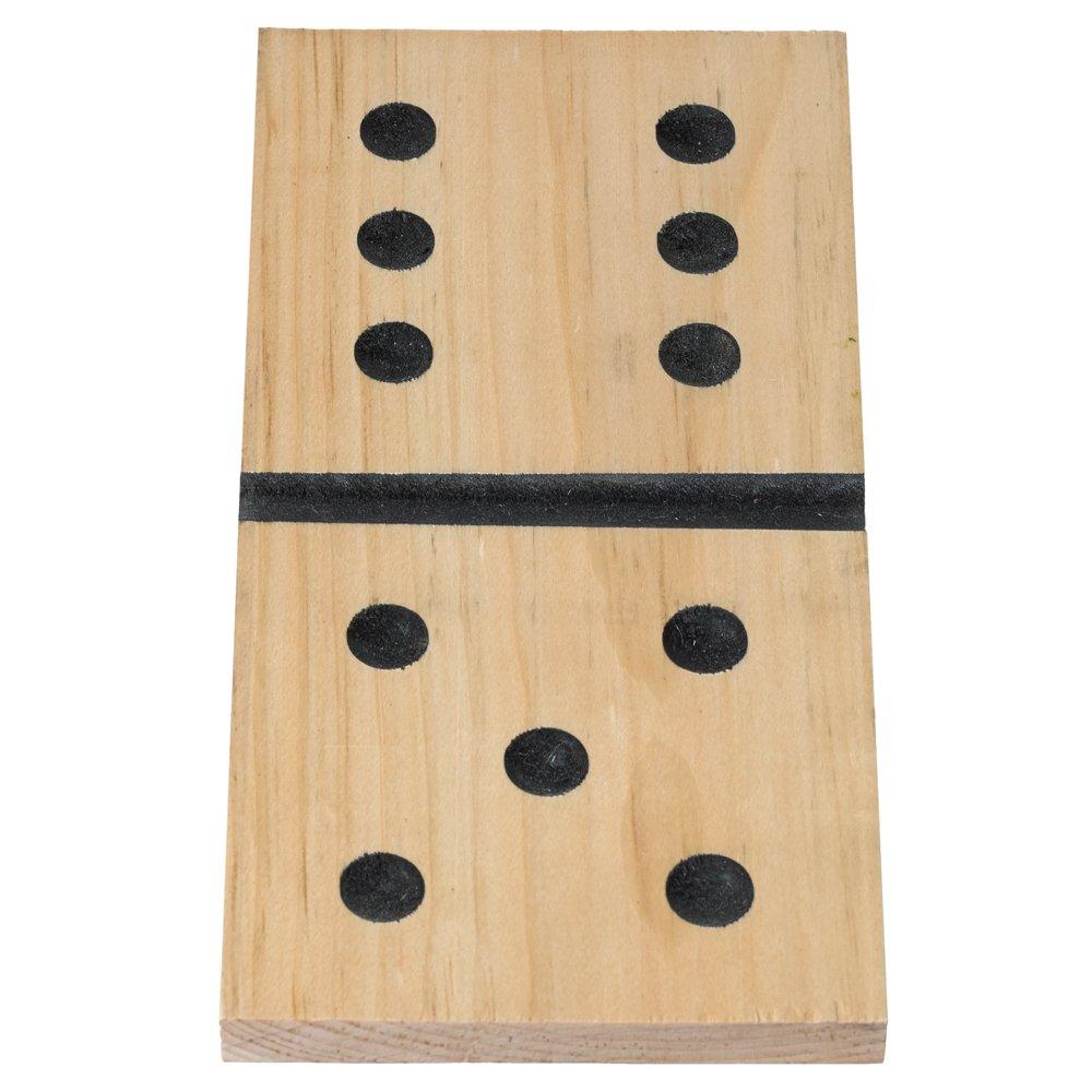 Belknap Hill Trading Post Giant Dominoes Backyard Game by Belknap Hill Trading Post (Image #2)