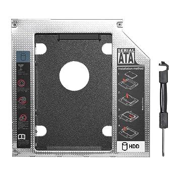 Amazon.com: DEEPFOX - Bandeja para disco duro de 0.374 in, 2 ...