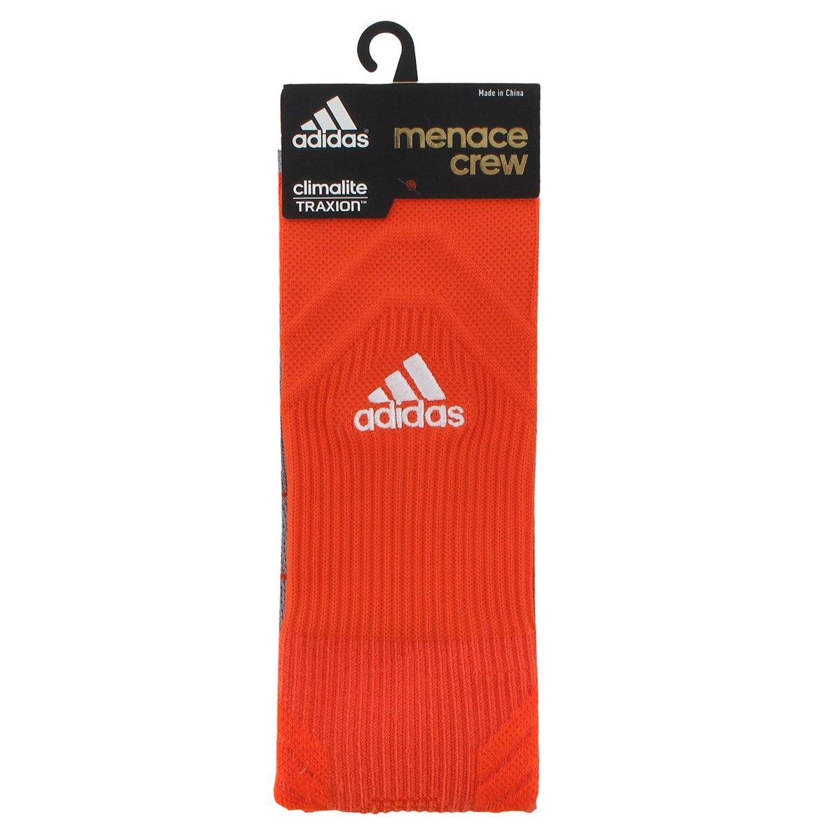 adidas Traxion Amenaza fútbol/Baloncesto Calcetines: Amazon.es ...