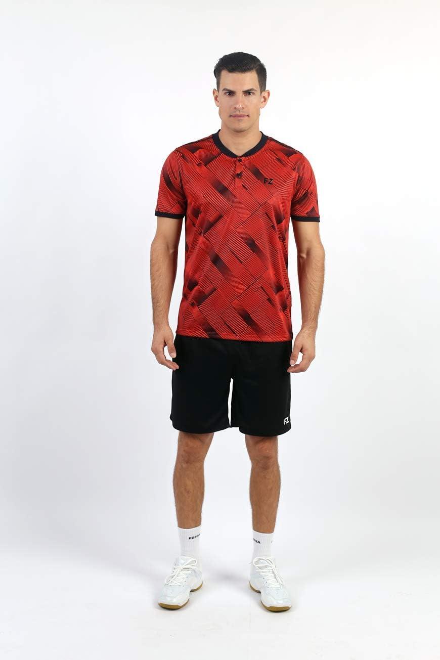 orange geeignet f/ür Fitness Running Tennis etc. Squash Badminton Fu/ßball f/ür Herren FZ Forza Sport Polo Hercules