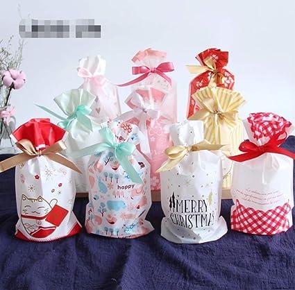Bolsa de regalo Plástico Cordón Bolsa Tratar Con Cinta ...