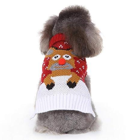 NYRAO Mascotas Ropa para Perros Perros Gatos Camisa Ropa para ...