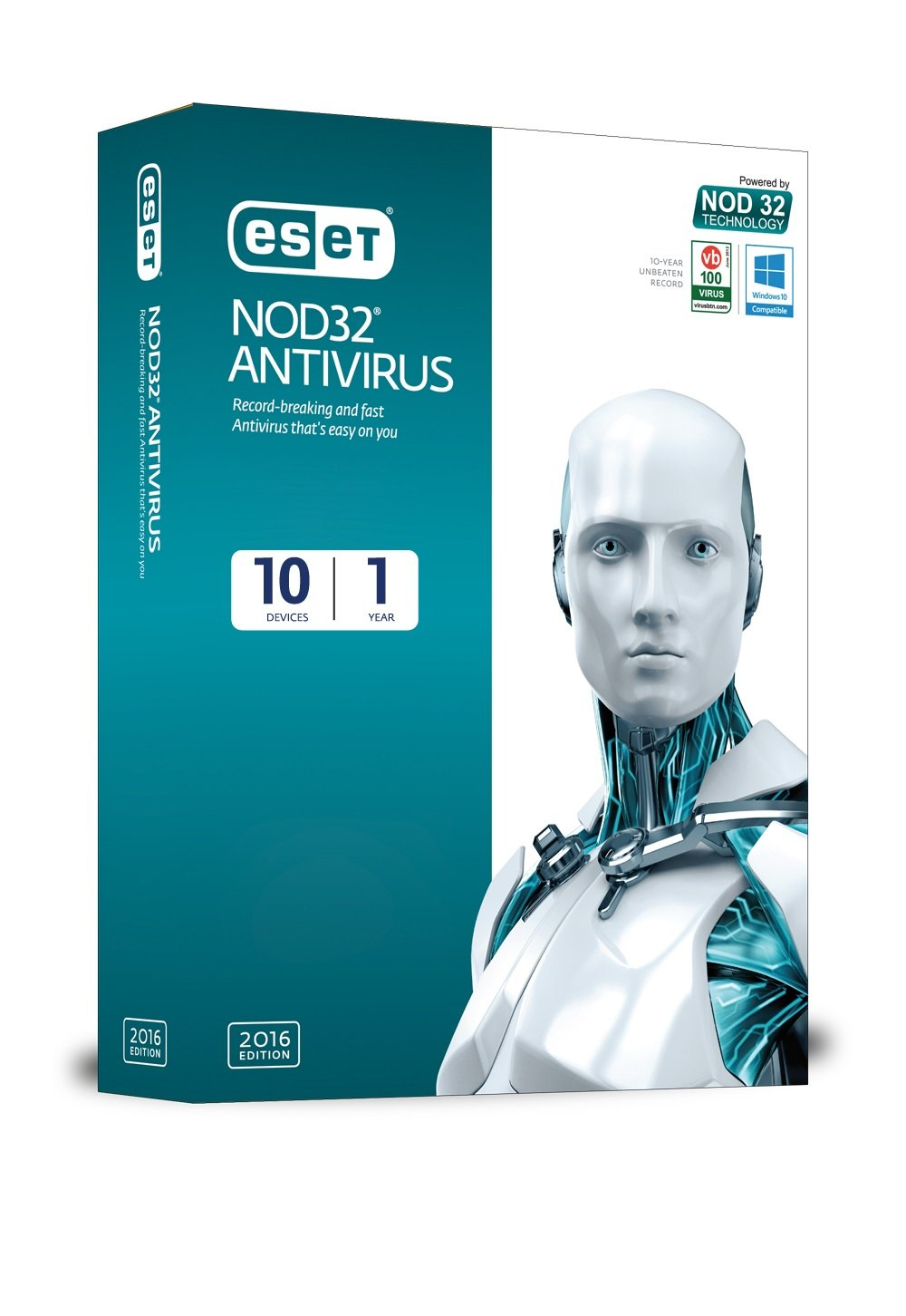 eset nod32 antivirus 10 license key trial