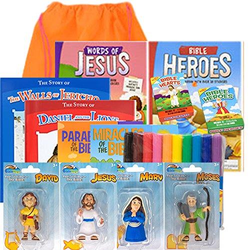 Quiet Time Activity Set - Bible Fun