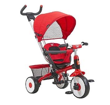 Niños triciclo, 0-4 años carro de bebé Multifunción bicicleta bebé Niño coche bicicleta (Color : #2) : Amazon.es: Deportes y aire libre