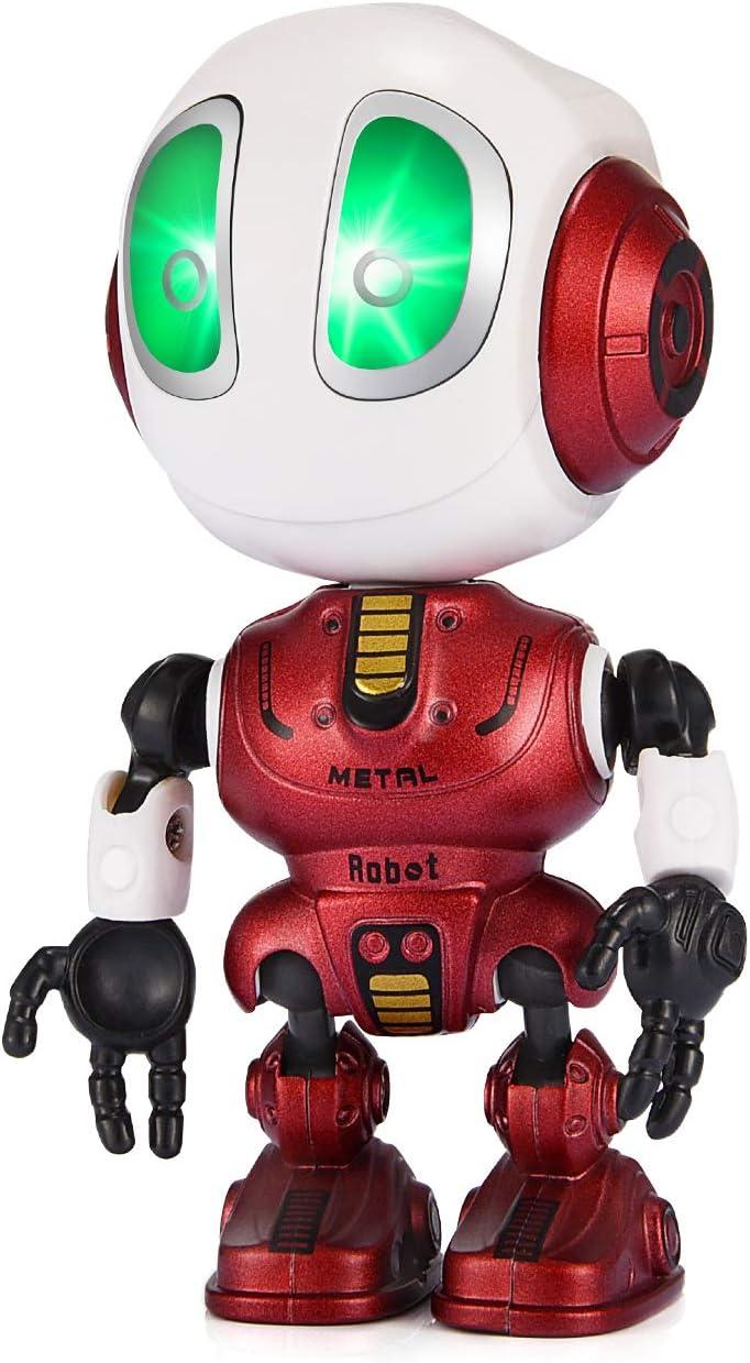 Juguetes educativos para ni/ños de 3 a 8 a/ños EUTOYZ Talking Robot Repite lo Que Dices