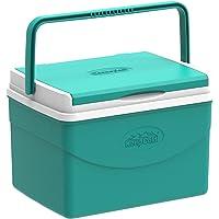 Cosmoplast MFIBXX089TG Keep Cold Plastic Picnic Cooler Icebox Lunchbox 5 Liters