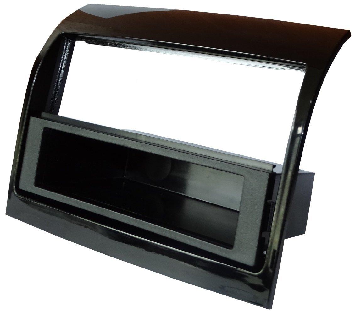 doppio DIN . Aerzetix Mascherina adattatore autoradio telaio 1 DIN