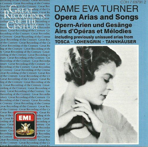 Dame Eva Turner: Opera Arias and Songs