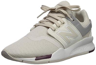 site réputé c2efd 9f50c New Balance Damen 247v2 Sneaker Smoke Blue/White One Size