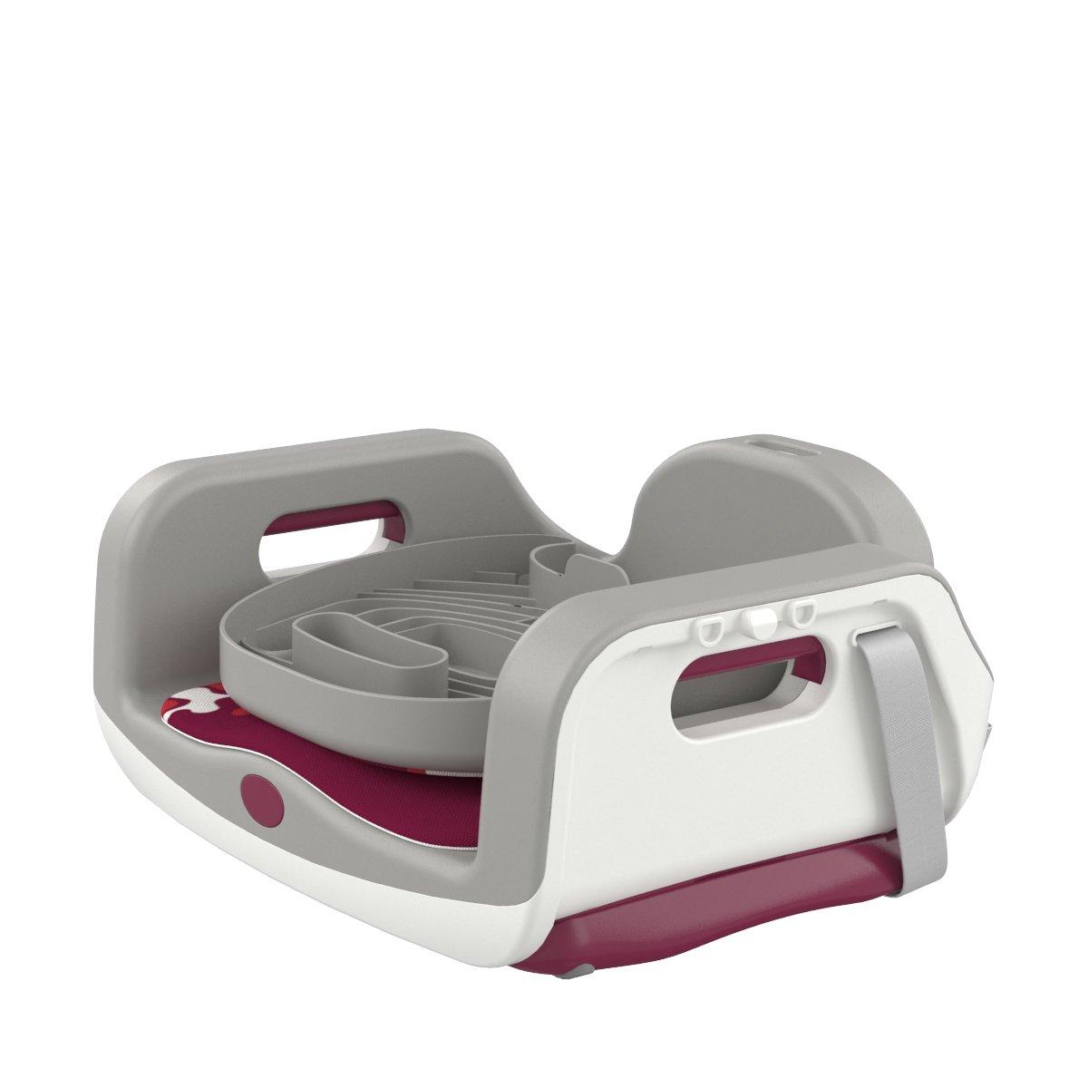 color rojo 2 kg Chicco Up To 5 Asiento elevador regulable y con correas retr/áctiles