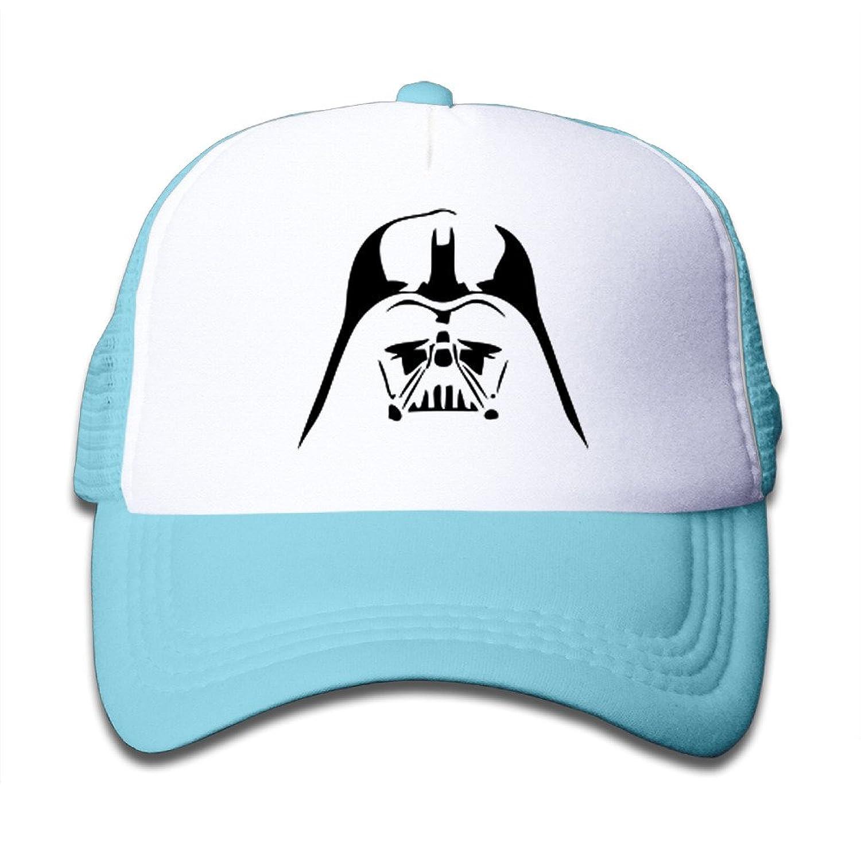 Kids Customize Baseball Hats Darth Vader Adjustable Snapback