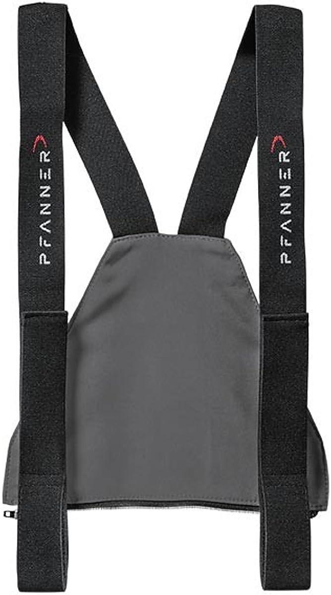 Pfanner Zip-Latz f/ür Schnittschutzhosen mit Nierenschutz