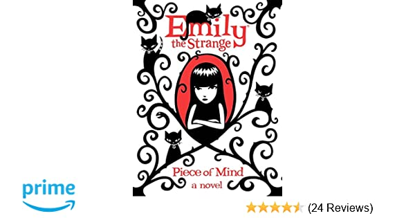 Amazon.com  Emily the Strange  Piece of Mind (9780061452406)  Rob Reger 0ba6508eb