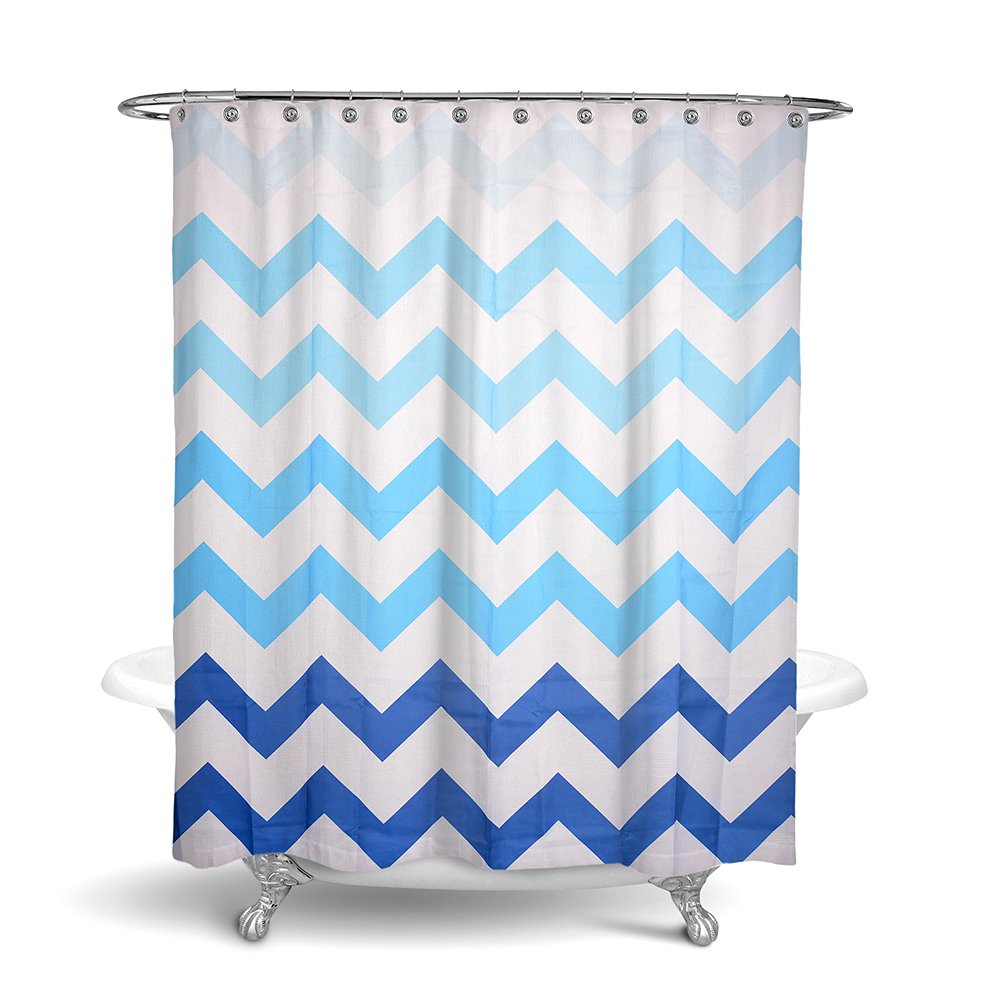Periodic Table of Elements, 71 X 71 Dimaka Shower Curtain Bathroom Decoration Design Decor Water Resistant Repellent Fabric Double Side Water Proof Home Textile