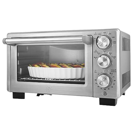 Amazon.com: Oster convección Countertop tostador horno acero ...
