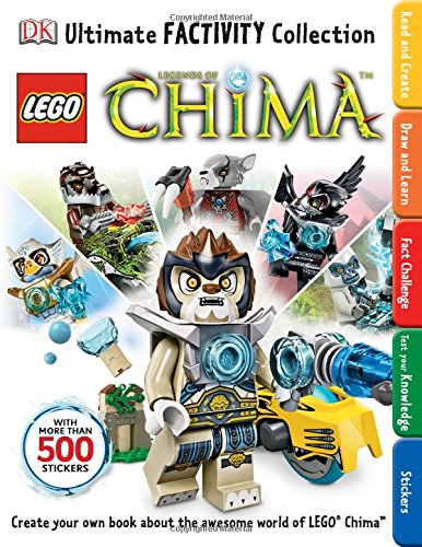 Ultimate Factivity Collection Legends Chima