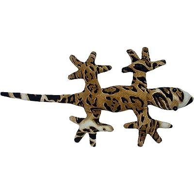 Large Gecko Sand Animal: Toys & Games