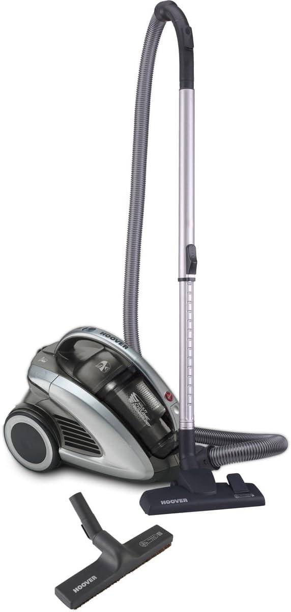Hoover CU71 _ cu18011 – Aspiradora sin bolsa con tecnología de ...