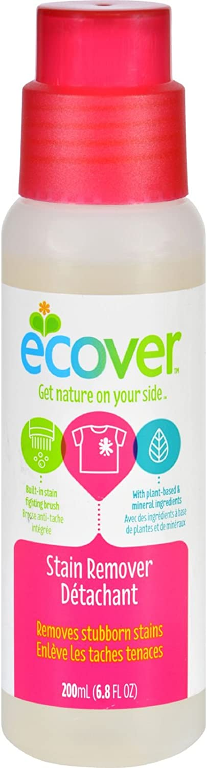 Ecover Stain Remover Stick - Removes Stubborn Stains - 6.8 oz stick (Pack of 3)