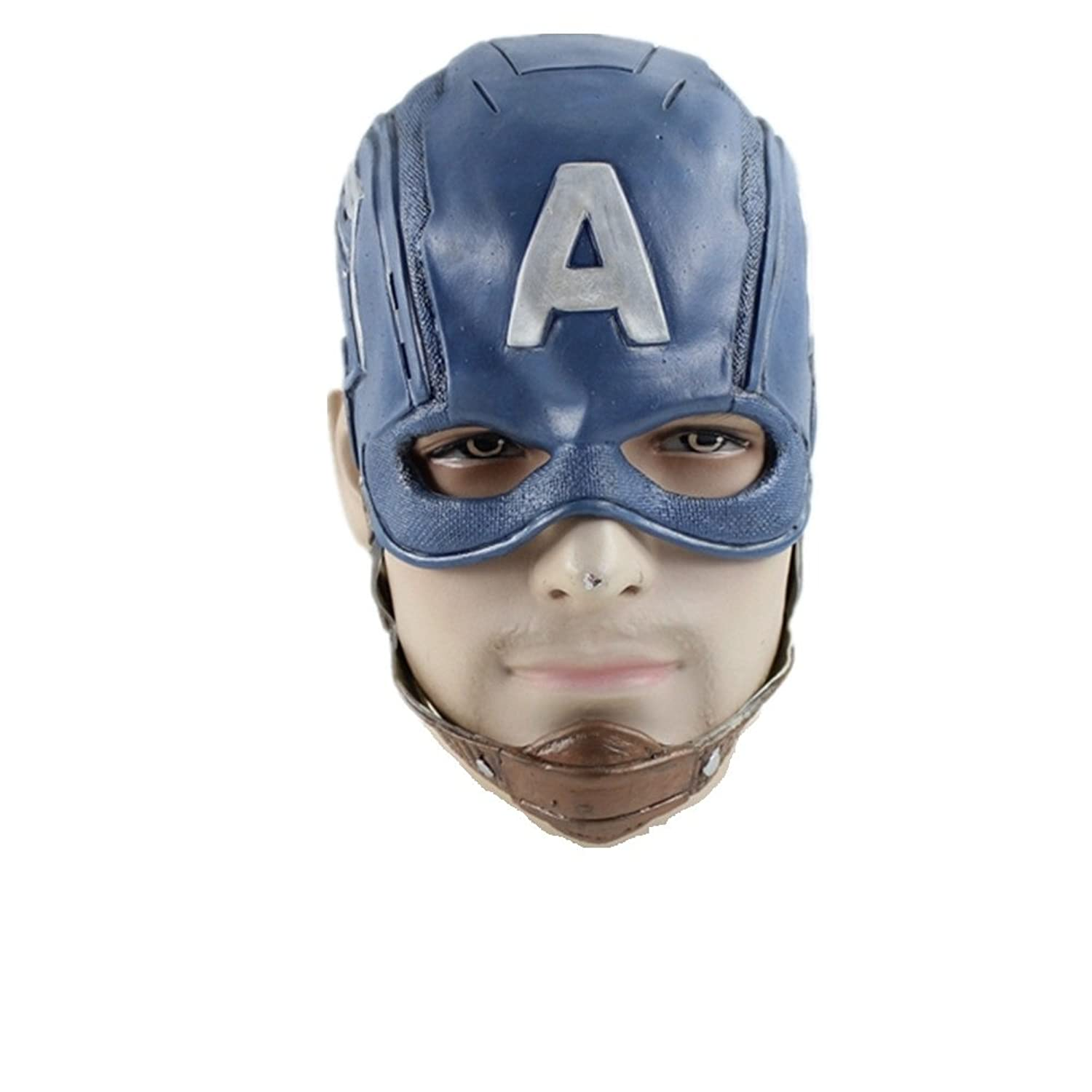 Captain America The Winter Soldier Cosplay Captain America Belt Strap Props Mask