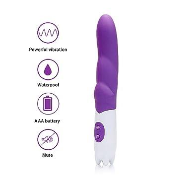 Thankstop Vibrators 10 Speed G spot Vibrators Female Magic AV Wand Massager  Silicone Vibration Sex Toys