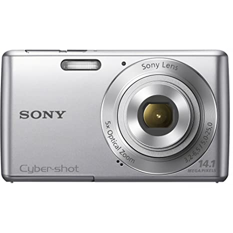 Buy Sony Cyber-shot DSC-W620 14.1MP Point-and-Shoot Digital Camera (Silver)  with Camera Case Online at Low Price in India   Sony Camera Reviews    Ratings ... 5f37ef91393d