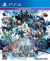 World of Final Fantasy - Edición Limitada - PlayStation 4 - Day-one Limited Edition