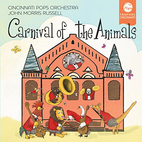 Carnival of the Animals: V. Elephants (After C. Saint-Saens)