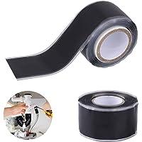 Reparatie Tape Siliconen 2 Rollen Isolatieband Zelfklevende Isolatietape Waterdichte Isolatietape Hoge Temperatuur…