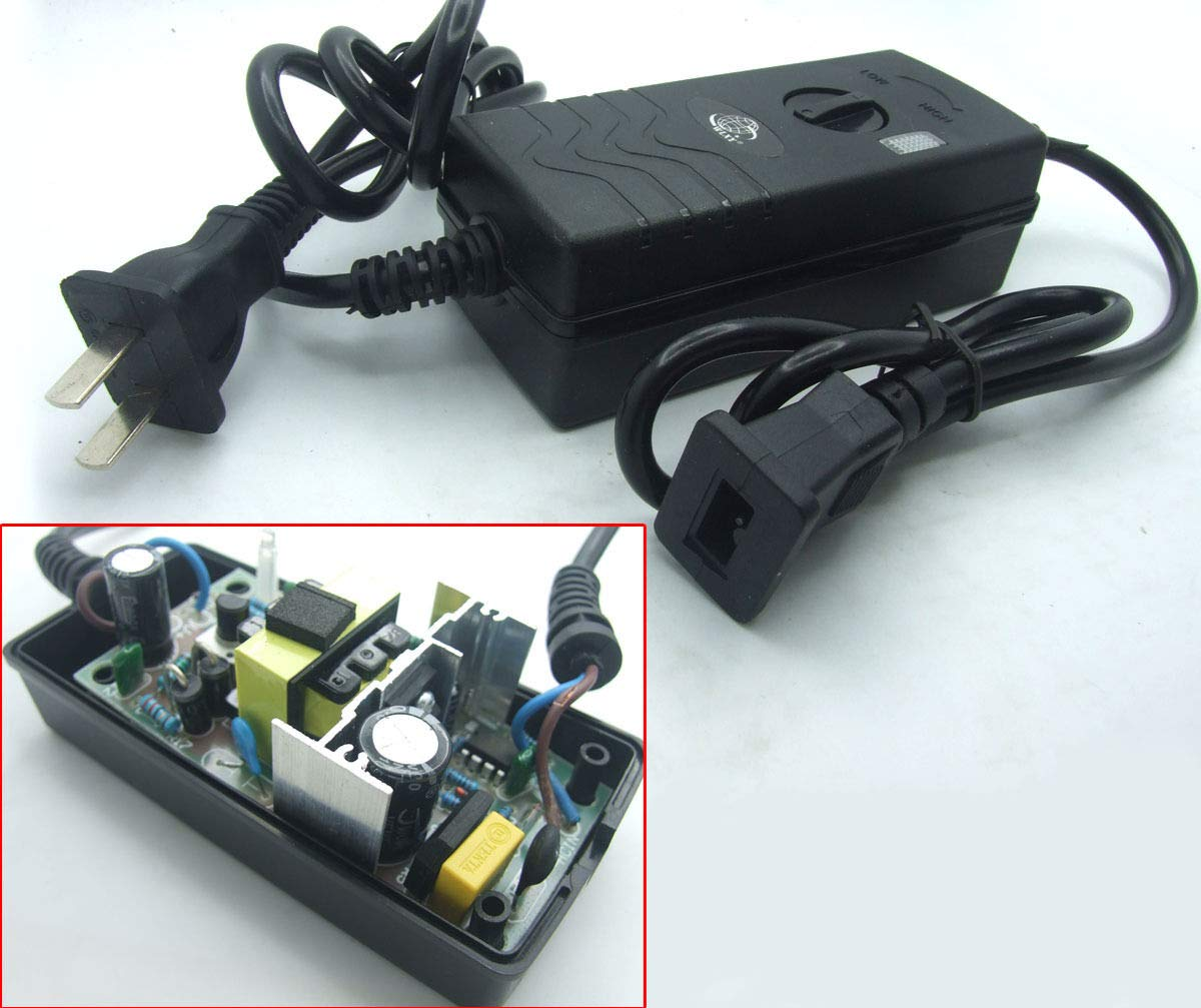 FidgetGear 1pc Input AC 220V or AC 110V Electrical Driver Power Supply DC 18V-36V 2.2A