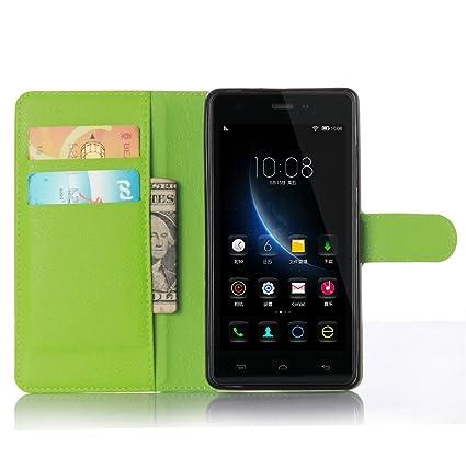 Amazon.com: Doogee X5 Pro Case,Manyip PU Leather Stand ...