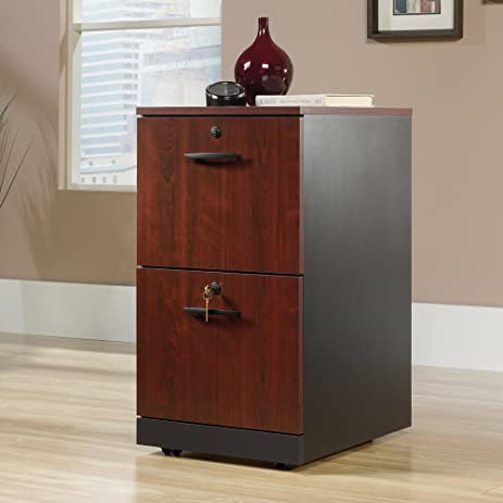 Amazon.com: Sauder Via 2 Drawer File Cabinet: Home & Kitchen