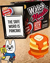 Watch Ya\' Mouth Adult Phrase Card Game Expansion Pack #1